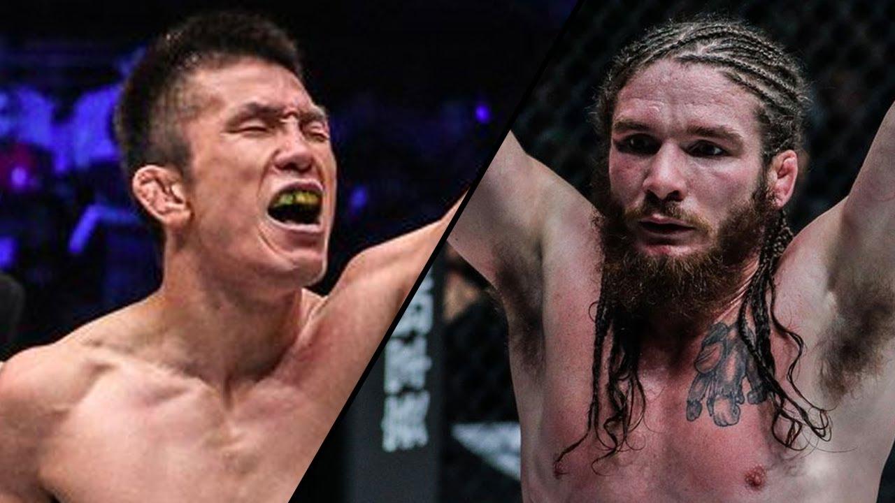 Shinya Aoki vs. James Nakashima | All Wins In ONE Championship