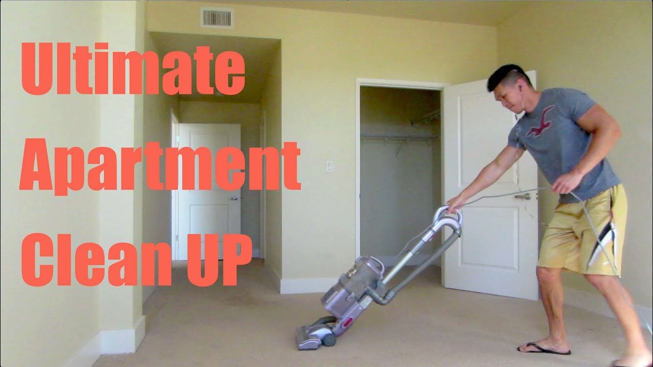 ULTIMATE APARTMENT CLEAN UP   Life After College: Ep. 275   YouTube