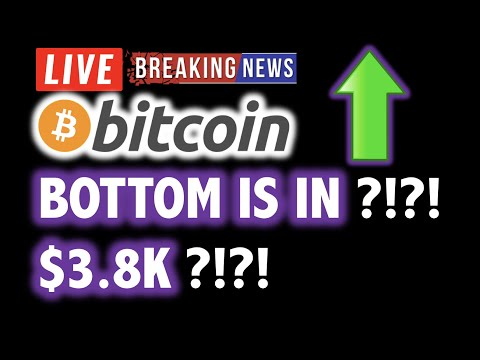 BITCOIN CRASH is OVER?! THE BOTTOM IS IN?! 🎯LIVE Crypto Analysis TA & BTC Cryptocurrency Dump News