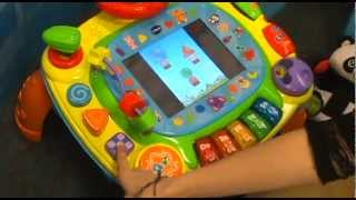 Vtech - Idiscover App Activity Table.
