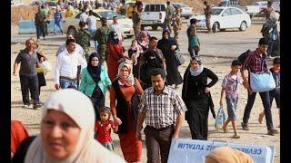 أخبار عربية | عودة 70% من نازحي صلاح الدين و #الأنبار الى مناطق سكنهم