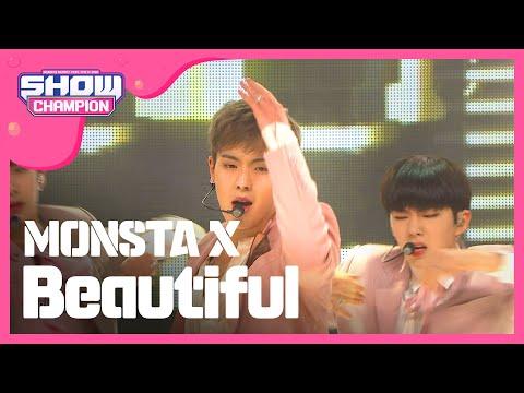 Show Champion EP.226 MONSTA X - Beautiful