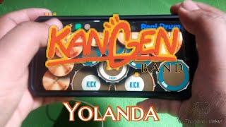 Yolanda ( Kangen band ) cover by San'z channel #Realdrum #nostalgia