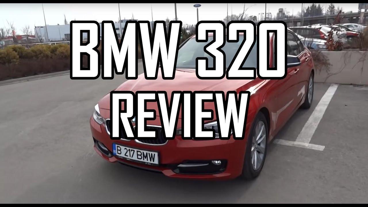 REVIEW- BMW 320d Sport Sedan(www.buhnici.ro)