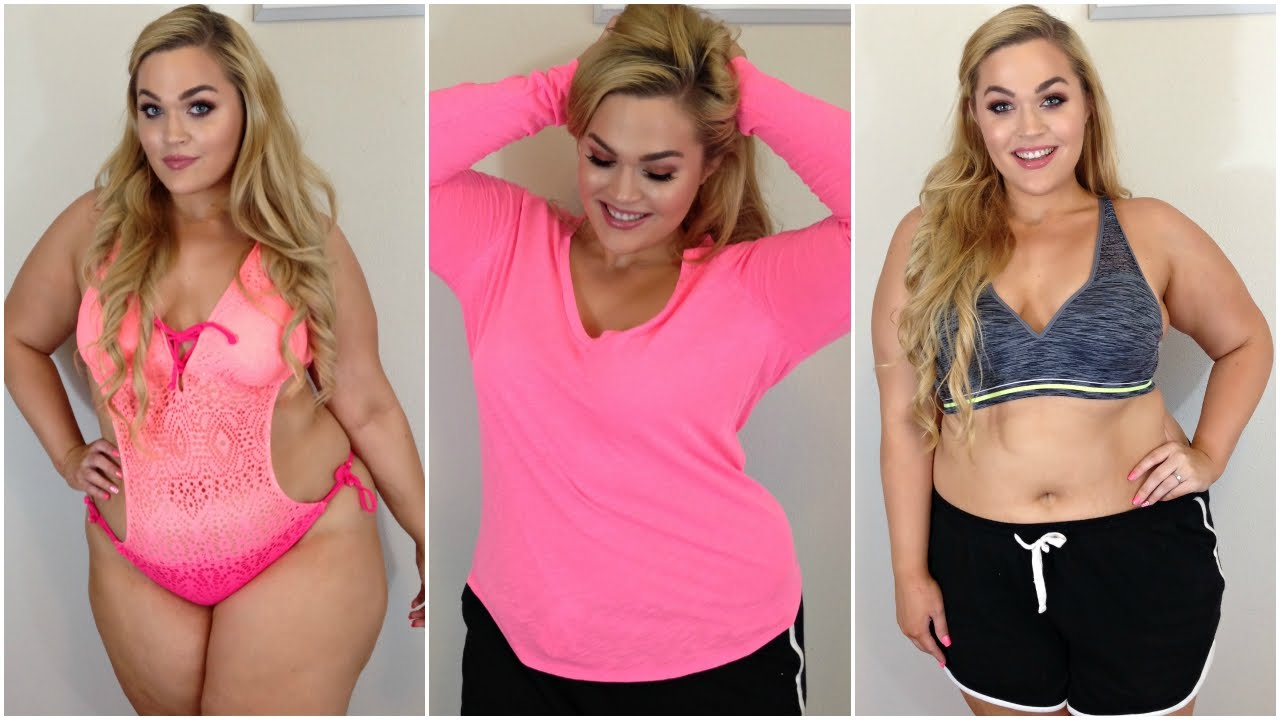a6c781536a502 Victoria's Secret and Adore Me Haul + Try-On | August 2015 - YouTube