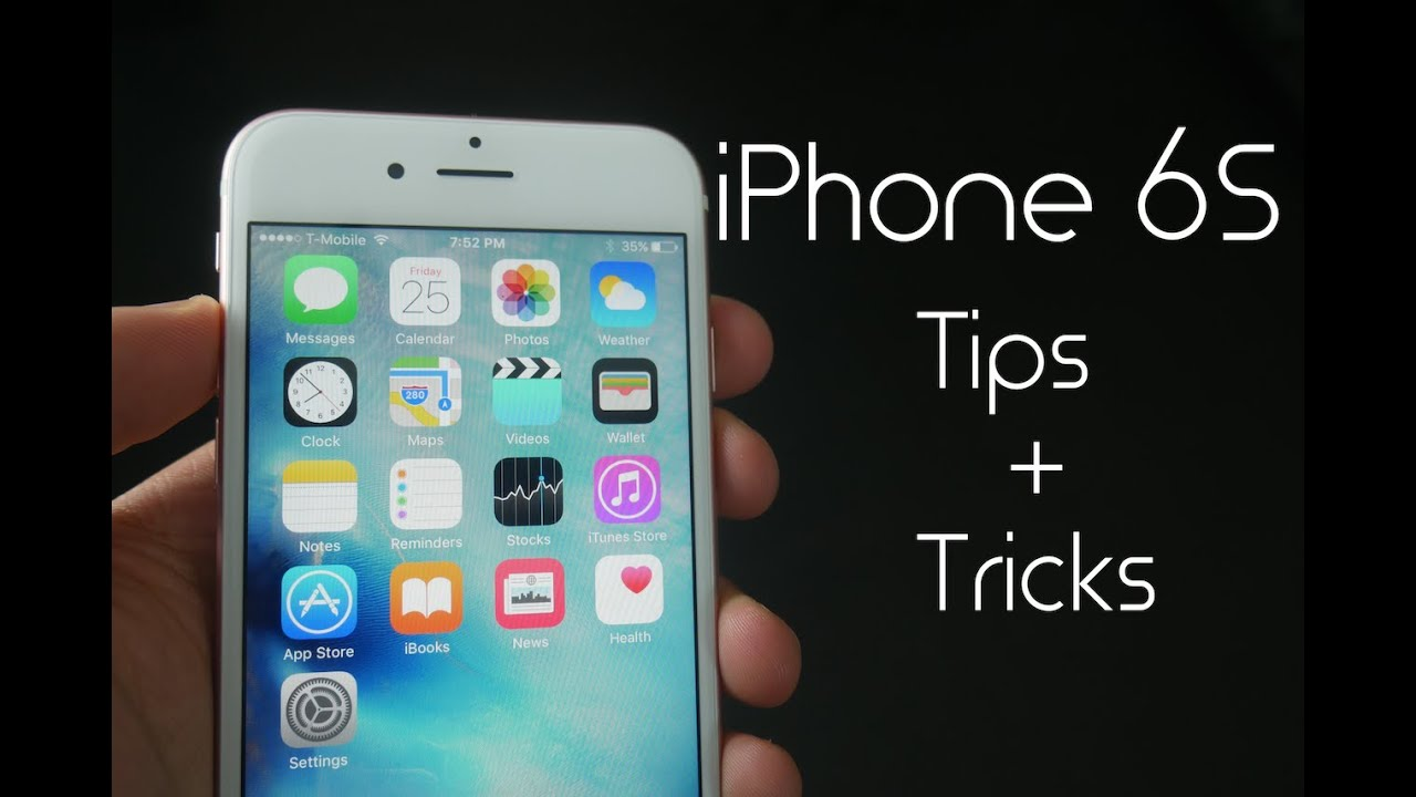 shortcuts on iphone 6 iphone 6s 10 tips and tricks features 16118