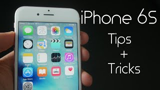 iPhone 6s 10 Tips and Tricks Hidden Features