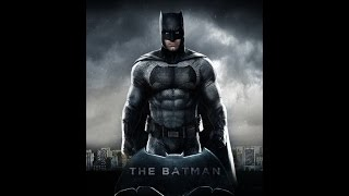 The batman (2018) trailer!