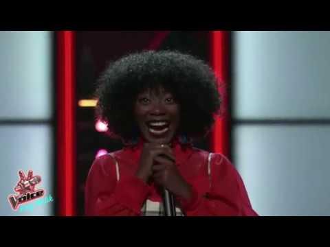 The Voice Season 14 - CHRISTIANA DANIELLE - Blind Audition 2018 Full.