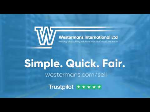 Be Happy Like Tom! Sell Your Welding Equipment To Westermans