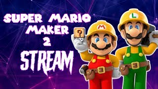 Super Mario Maker 2 levels! #8 Viewer level requests AND PAIN