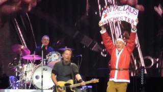 Bruce Springsteen- Santa Claus Is Comin