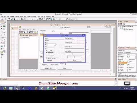 Cara Menginstal Visual Basic 6.0 Pada Windows 7