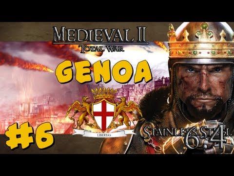 Stainless Steel - M2TW: Genoa Part 6 ~ An Heir Arrives!