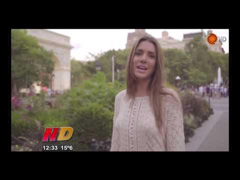 CORDOBESA MISS ARGENTINA 2014 - VALENTINA FERRER - Noticiero Doce
