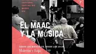 Gambar cover Agenda de Julio del MAAC