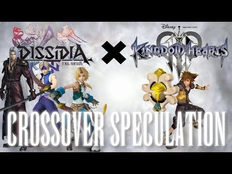 Dissidia NT in KH3 - What could it mean for NT?