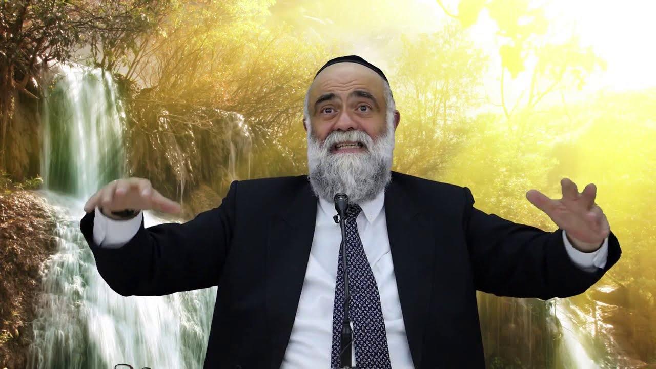 איך נולד רבי שמעון בר יוחאי? - הרב משה פינטו HD - לכבוד ההילולא במירון!
