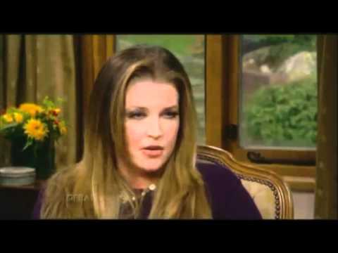 Lisa Marie Presley a Michael Jacksonnal kötött házasságáról 1/3.
