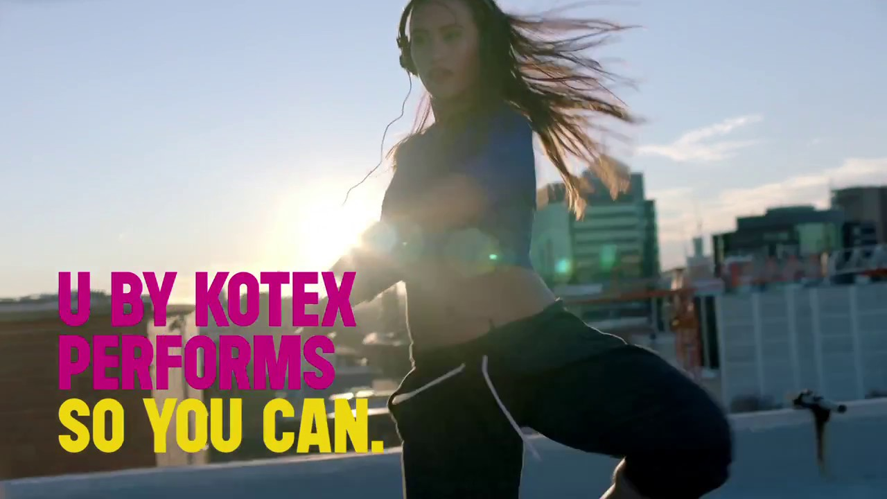 музыка из рекламы kotex 2017 украина