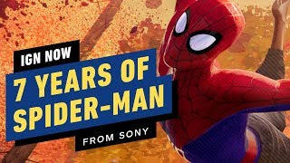 Sony Has 7 Years of Spider-Man Planned - IGN Now