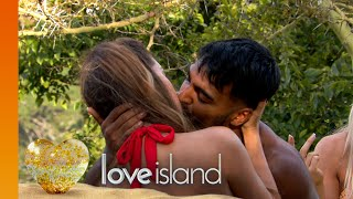 Raunchy Races get the Islanders' hearts racing | Love Island Series 6