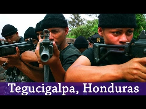 Tegucigalpa: World's Most Dangerous City? Honduras (S4E3)
