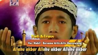 Gambar cover Nabil - Bertakbir [Official Music Video]