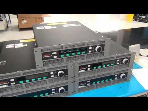 Advanced Energy Pinnacle Plus DC Power Supply #57675