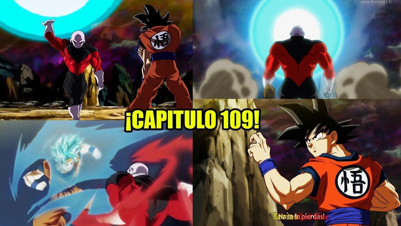 Dragon Ball Super Capitulo 109 Goku Vs Jiren Se Repite La Historia Youtube