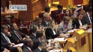 بالفيديو.الاجتماع الخامس للسادة المندوبين الدائمين لجامعة الدول العربية