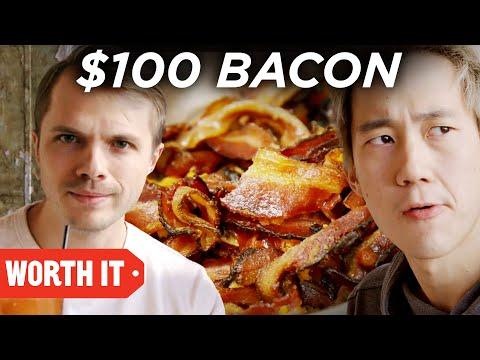 $2 Bacon Vs. $100 Bacon