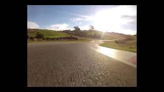 "350z Hill Climb ""A-bomb"" layout"