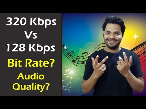 128 Kbps Vs 320 Kbps Audio? Why Do Old Songs Have Bad Audio Quality?