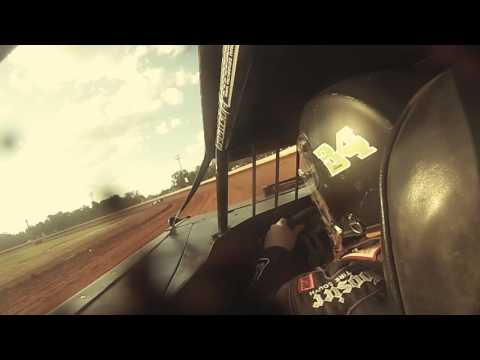 Golden Isles Speedway Adam Collins Hot Laps