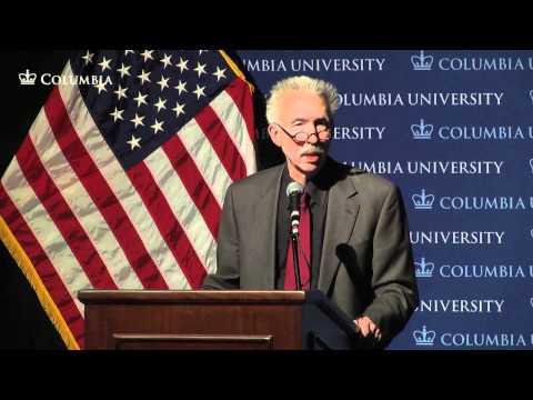 "University Lecture: Nicholas Dirks, ""Scholars and Spies"""