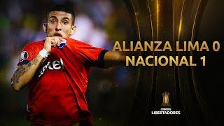 Alianza Lima vs. Nacional [0-1] | RESUMEN | CONMEBOL Libertadores 2020
