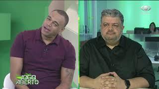 Denilson e Héverton discutem antes de São Paulo x Cruzeiro