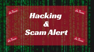 Hack And Scam Alert, Must Watch Full video | HINDI !