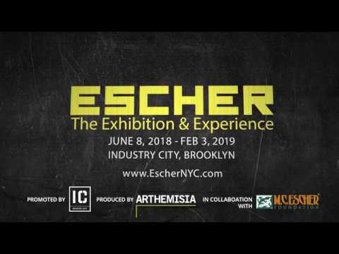 Escher: The Exhibition & Experience