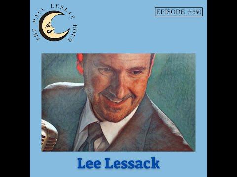 Lee Lessack Interview On The Paul Leslie Hour