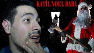 Psİkopat Noel Baba Benİ Tehdİt Ettİ !!  Yardım Edin