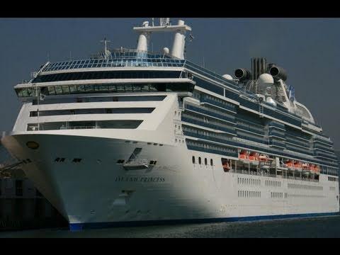 Island Princess: Panama Canal Cruise