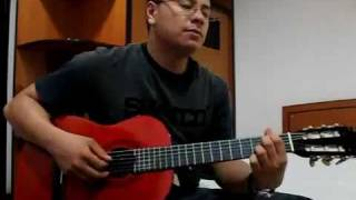 Hands To Heaven - Christian Bautista (Guitar Cover).flv