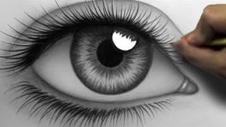 How to Draw a Realistic Eye (Time Lapse)(OFFICIAL CRILLEY PLAYLIST: http://bit.ly/CRILLEYPLAYLIST All 3