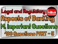 JAIIB Legal and Regulatory Aspects of Banking Important Questions LRAB Part 5