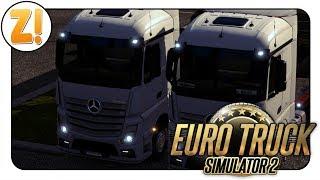 Euro Truck Simulator 2: Online Touren im Multiplayer! #ETS2