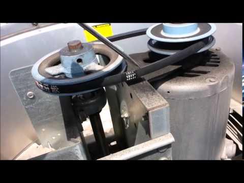 Kitchen Exhaust Fan Belt replacement  YouTube