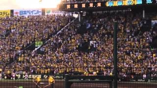2014 阪神タイガースのクライマックス第一戦.