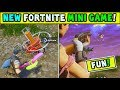 """Fortnite *NEW* MINI GAME """"DUCK SHOOTING"""" Explained + Location! (Clay Pigeon Shooting in Fortnite)"""